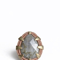 From Paradise Stone Ring - $35.00: ThreadSence, Women's Indie & Bohemian Clothing, Dresses, & Accessories