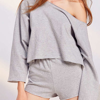 Out From Under Sarah Off-The-Shoulder Top   Urban Outfitters