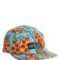 RUDE Pizza Hat