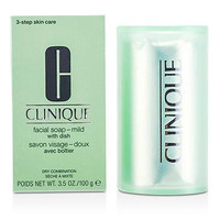 Clinique Facial Soap - Mild (With Dish)
