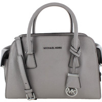 Michael Kors Harper Women's Leather Satchel Handbag Bag