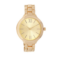 FOREVER 21 Classic Analog Watch