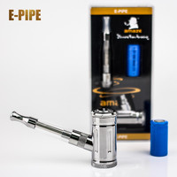 ALD Amaze e pipe hookah shisha vape kit ego atomizer vaporizer Pen 18350 battery rechargeable electronic cigarette kit smoke