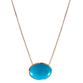 Turquiose Pendant Necklace