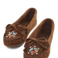 Boho Minnetonka Gather and Grow Flat
