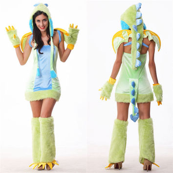 Cosplay Anime Cosplay Apparel Holloween Costume [9220294980]