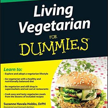 Living Vegetarian for Dummies For Dummies