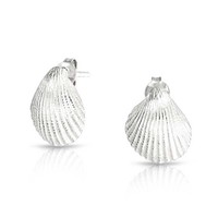 Bling Jewelry Shell Out Studs