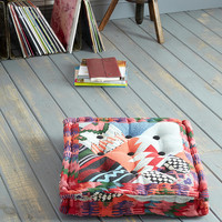 Urban Outfitters - Magical Thinking Kilim Floor Pillow