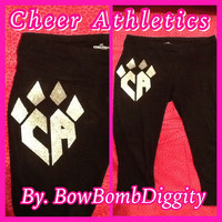 Cheer athletics practice wear
