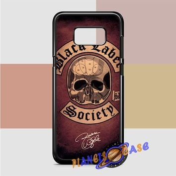 Black Label Society Samsung Galaxy Case