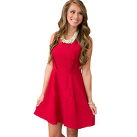 Christmas Red  Party Dresses