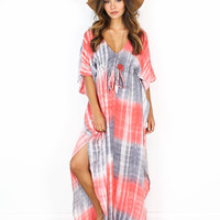 Vallarta Kaftan Maxi Dress