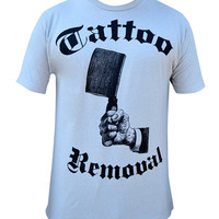 Tattoo Removal Mens Tee