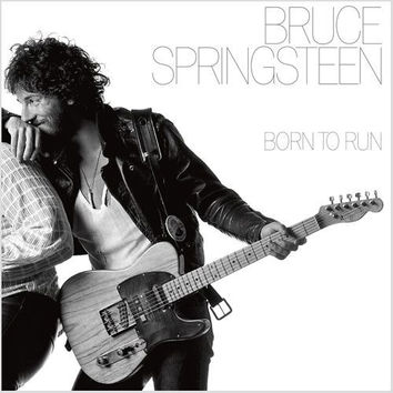Bruce Springsteen : Born To Run LP RE (180 Gram)