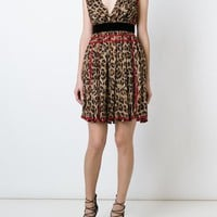 Dsquared2 Leopard Print Dress - Russo Capri - Farfetch.com