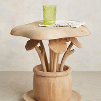 Toadstool Side Table