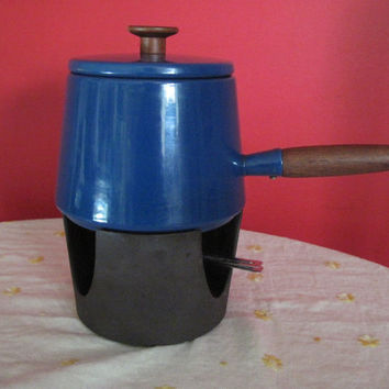 Danish Modern Fondue Set by Michael Lax for Copco