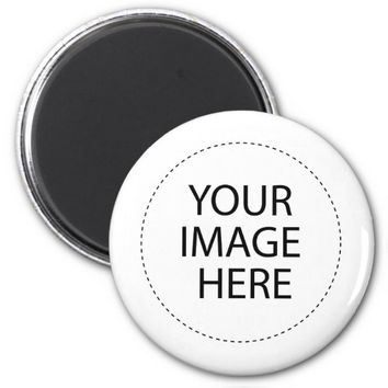 Create Your Own Custom Photo 2 Inch Round Magnet