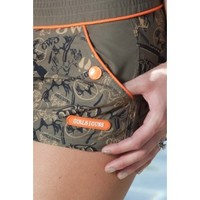 GWG Board Shorts | Girls with Guns Clothing