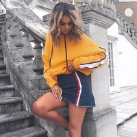 Women's Fashion Hot Sale Patchwork Pullover Hats [167762362383]