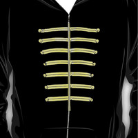 My chemical Romance  - Black Parade Hoodie (Zipper)