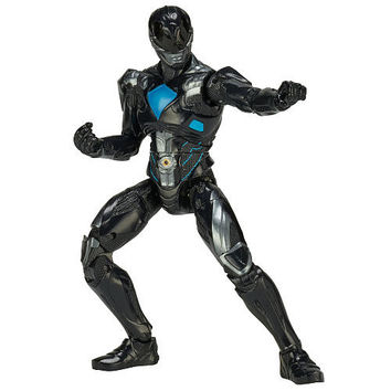2017 Mighty Morphin Power Rangers Legacy 6.5 inch Action Figure - Black Ranger