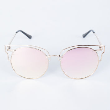 Tessa Cut-Out Sunnies