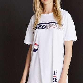 Truly Madly Deeply Speed Demon Tee - Urban Outfitters