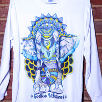 Positive Vibrations Long Sleeve – ElectroThreads