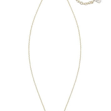 KENDRA SCOTT - Elisa Pendant Necklace In White Pearl