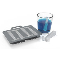 Get Hammered Silicone Ice Cube Tray by TrueZoo