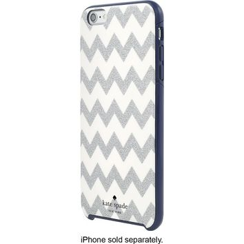 kate spade new york - Hard Shell Case for Apple® iPhone® 6 Plus - Chevron  Glitter Silv f23ce35eb