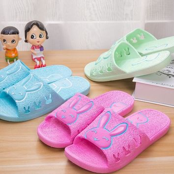 DreamShining Summer Non-Slip Bathroom Slippers (There is no stock at all)