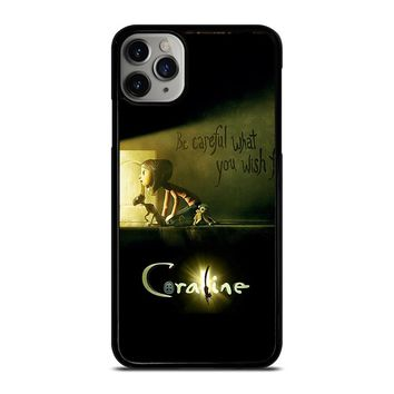 CORALINE iPhone Case Cover