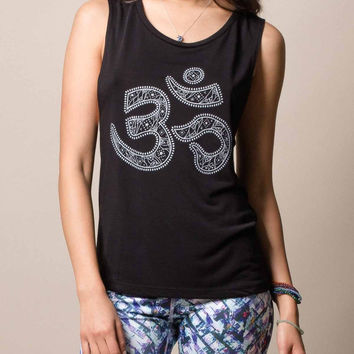 Heavenly Om Muscle Tank