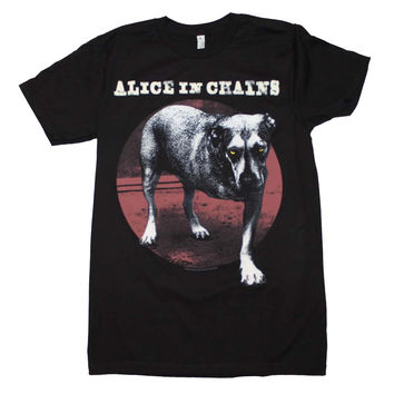 Alice in Chains Self-Titled #2 Album T-Shirt