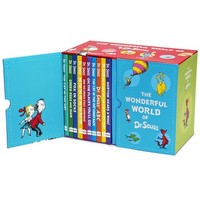 Book - Dr. Seuss Collection Box Set 20pce