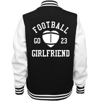 Go Football Girlfriend: Mom Means Business