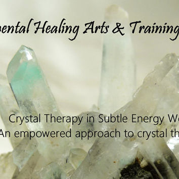 Crystal Therapy Course