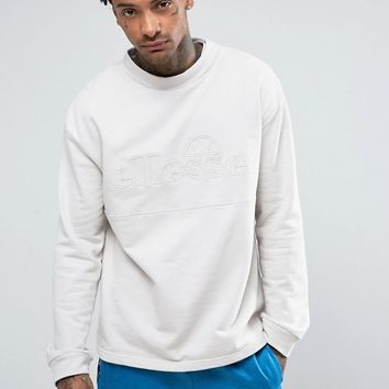 Ellesse Sweatshirt With Turtle Neck at asos.com