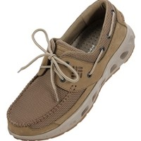 Columbia Men's Boatdrainer PFG Water Shoe at SwimOutlet.com - Free Shipping