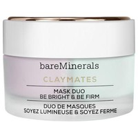 CLAYMATES MASK DUO BE BRIGHT & BE FIRM
