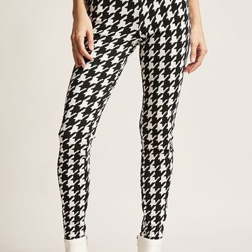 ETA Houndstooth Knit Pants