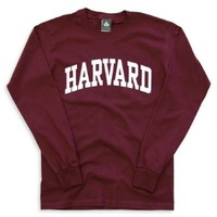 Harvard University Crimson Classic Long Sleeve T-shirt