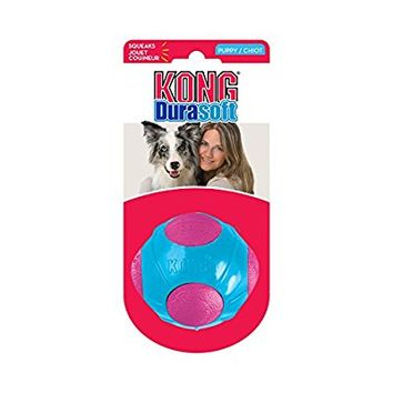 KONG Durasoft Puppy Ball, Small