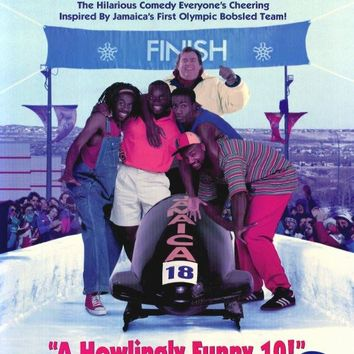 Cool Runnings 27x40 Movie Poster (1993)