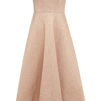Strapless Pale Pink Dress