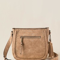 Elissa Small Messenger Crossbody