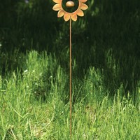 Flower Garden Stake - New item!